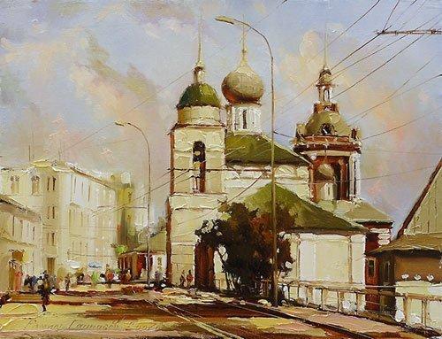 Гаппасов Рамиль. Варварка