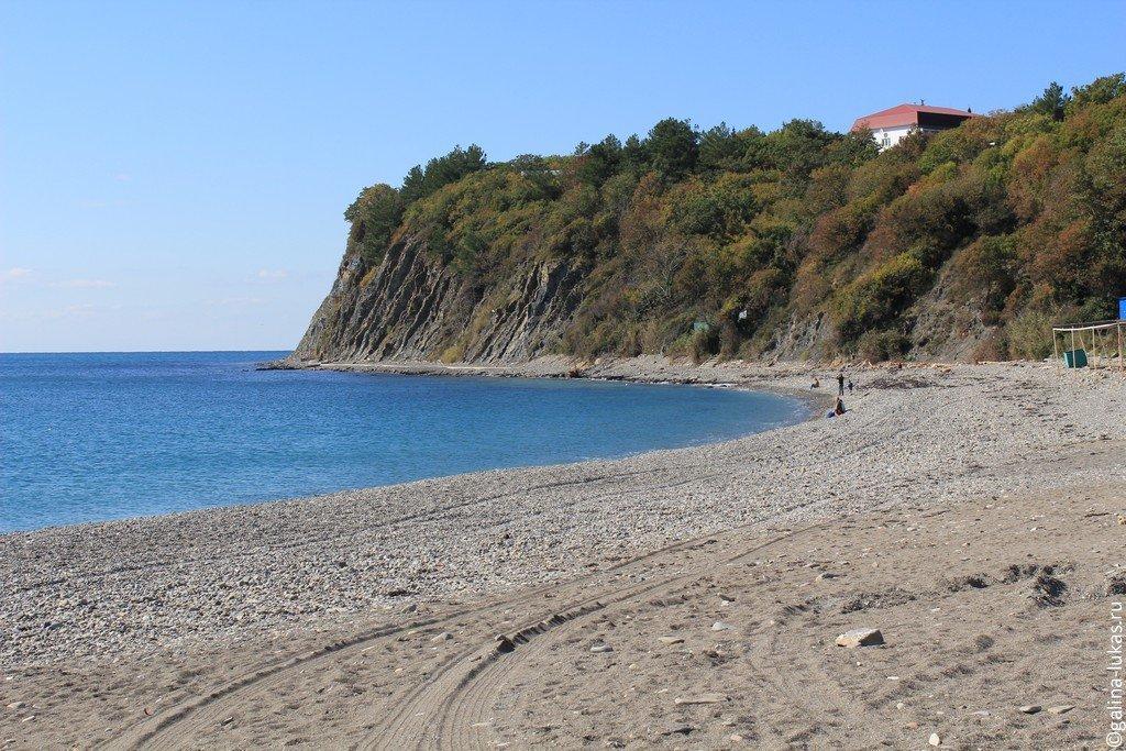 Дикий пляж в бетте фото
