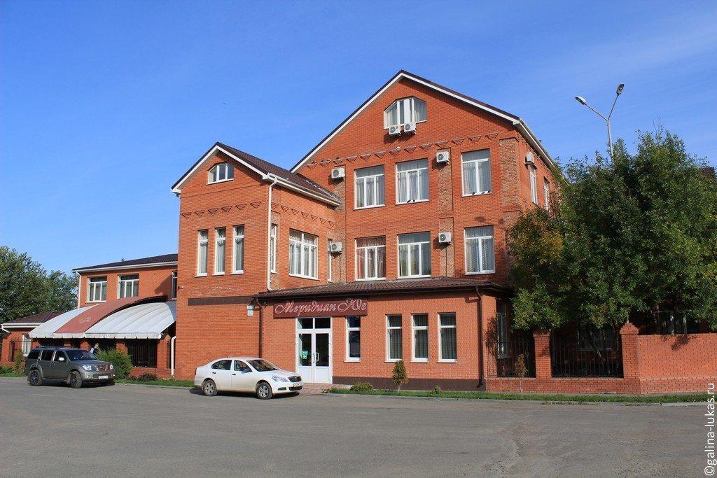 гостиницы на м4 в московской области