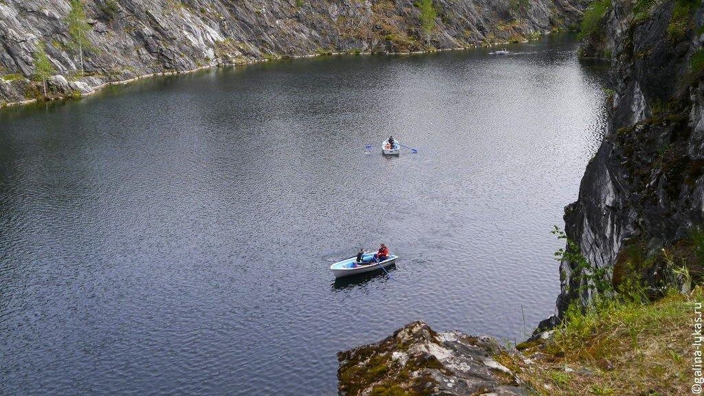 мраморный каньон рыбалка