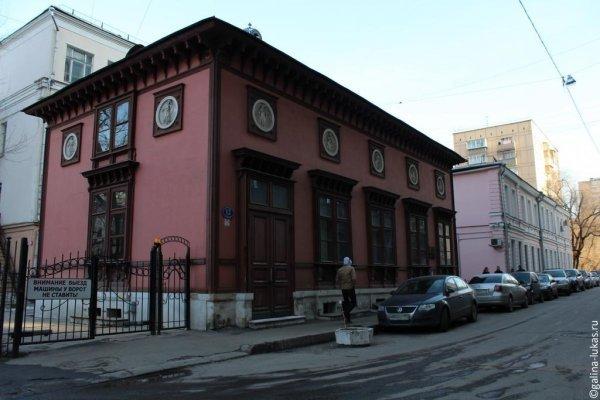 Вот он - театр Рубена Симонова
