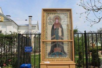 Дивеево канавка богородице молитва - Вера богу