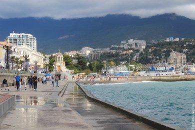 Как я провела свободные деньки путешествуя по Крыму