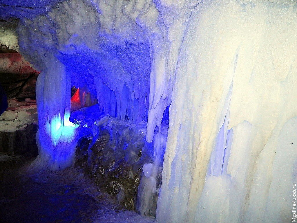 Кунгурская пещера стоимость экскурсии